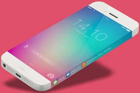 iphone6 h5设计尺寸