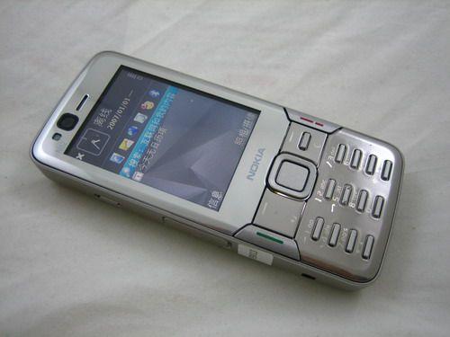 简单程序修改 诺基亚N82运行个性移动QQ--手